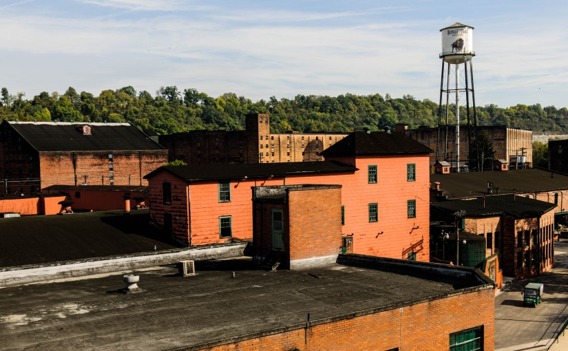 Tour the Buffalo Trace Distillery